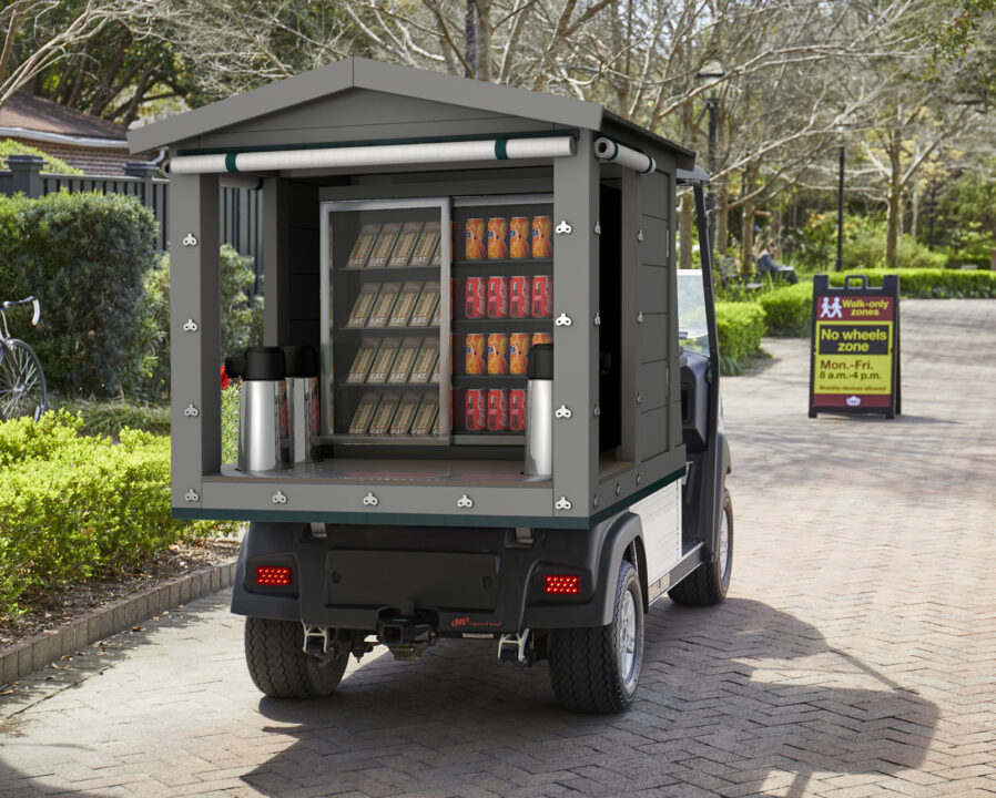 Catering Buggy