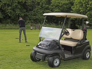 Golf Buggy Fleet Hire
