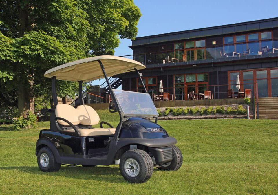 Petrol Golf Buggy Rental
