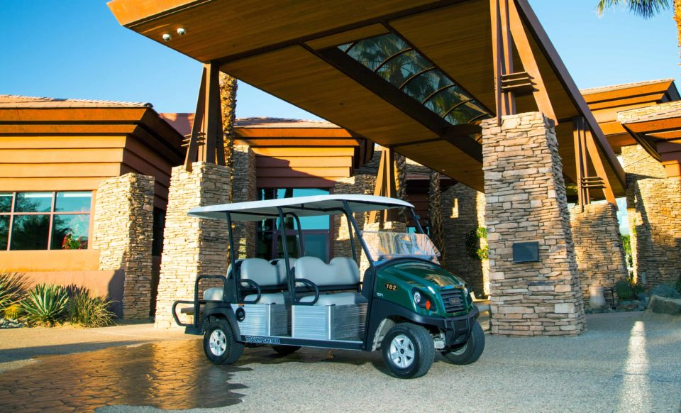 6 Seater Golf Buggy