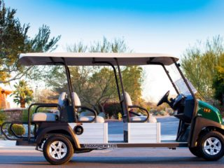 Club Car Transporter 6 Seat