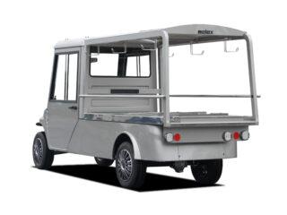 Melex Hearse Vehicle