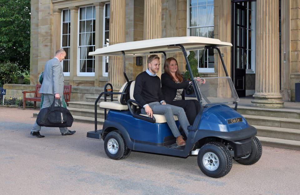 4 Seat Buggy Hire