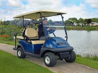 4 Seat Electric Buggy