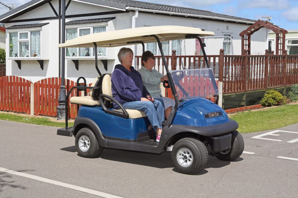 4 Seat Golf Buggy