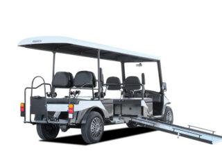Melex Wheelchair buggy