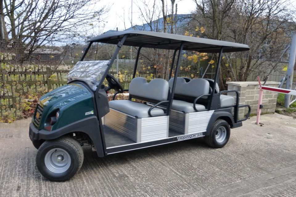 Transporter 6 | Club Car Transporter 6 Buggy Hire & Sale