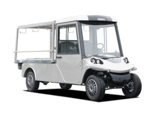 Melex Funeral Car