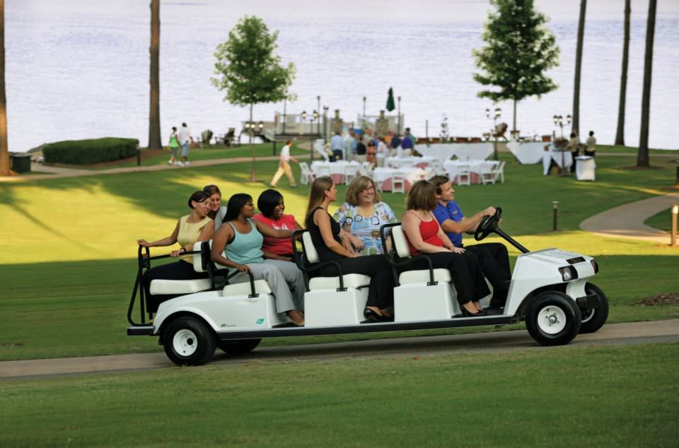 Club Car Villager 8