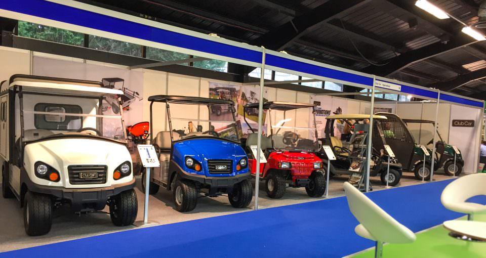 BTME 2016 Utility Vehicels Harroagate