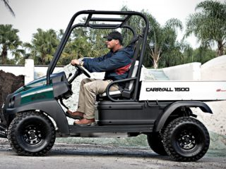 Club Car Carryall 1500 UTV