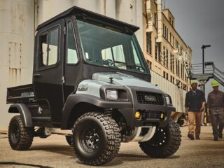 Club Car Carryall 1500 4x4 UTV