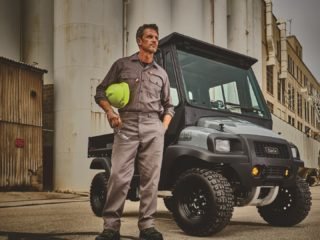 Club Car Carryall 1500 4x4 Utility Vehicle