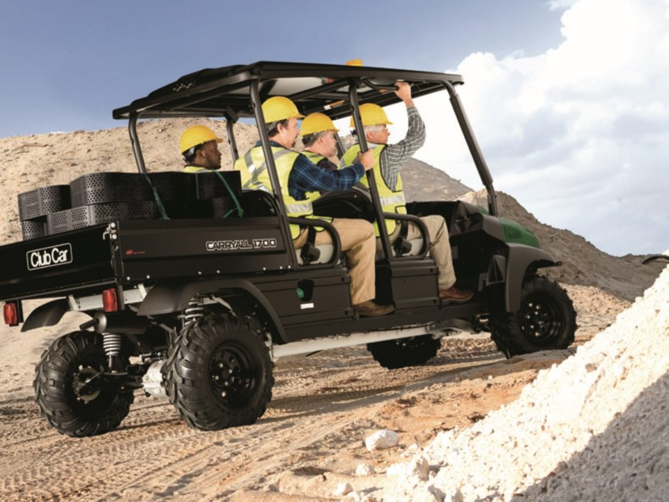 Club Car Carryall 1700 4WD UTV