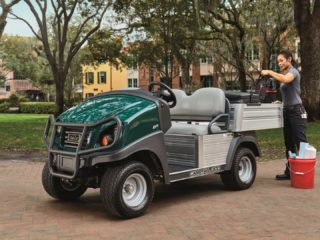 Carryall Electric Utility Vehicle