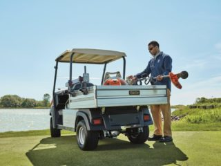 Carryall Utility Vehicle Golf Course