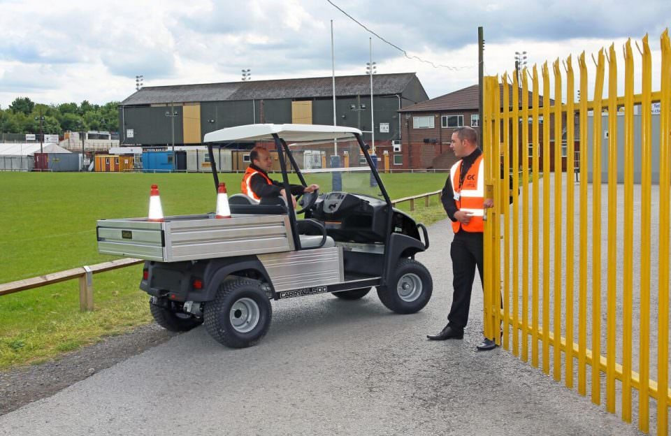 Carryall 500 Security Buggy