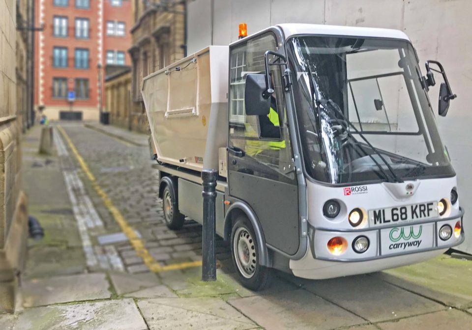 Esagono Gastone Electric Van