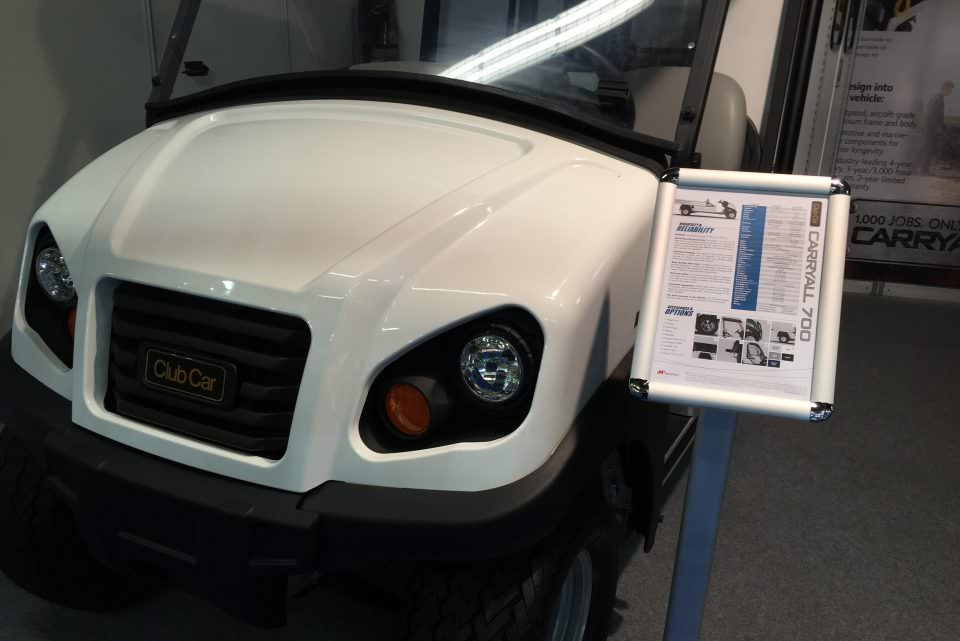 Club Car Caryall 700