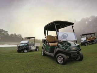 Club Car Golf Vehicles Electric
