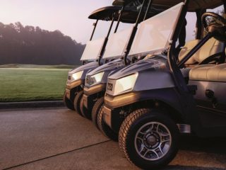 Fleet Golf Buggies