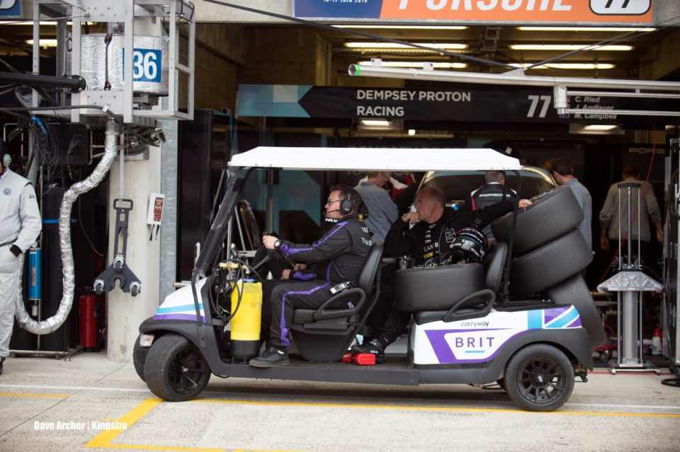 4 seat event buggy rental