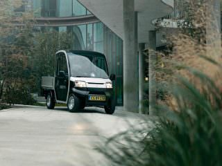 Electric Road Legal Utility Vehicle