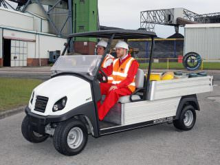 Electric Gator Vehicle