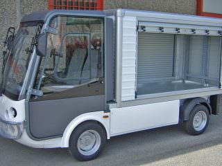 Esagono Electric Van N1 Long Wheel Base