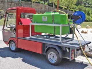 Esagono Energia - Gastone for watering plants