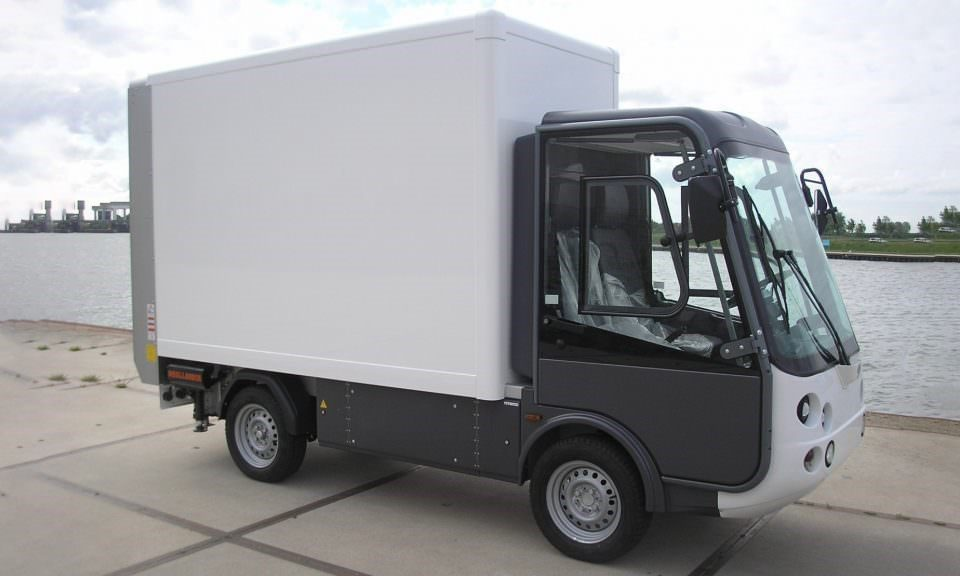 Esagono Long Van Tail Lift