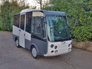 Fully Electric Mini Bus