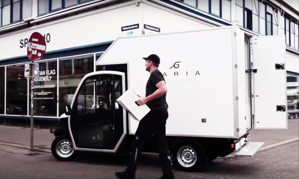 Electric Vehicles Solutions for Last Mile Delivery Industry