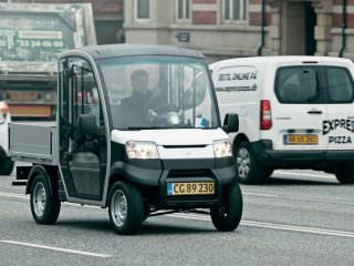 Garia Utility Street Legal Electric Vehicle