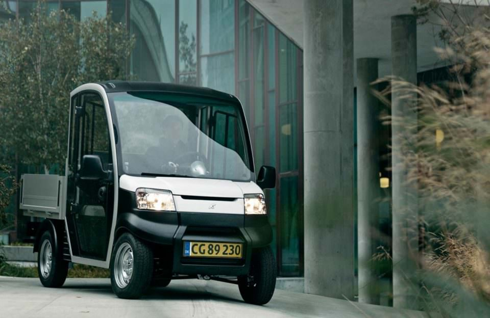 Garia Utility Vehicle