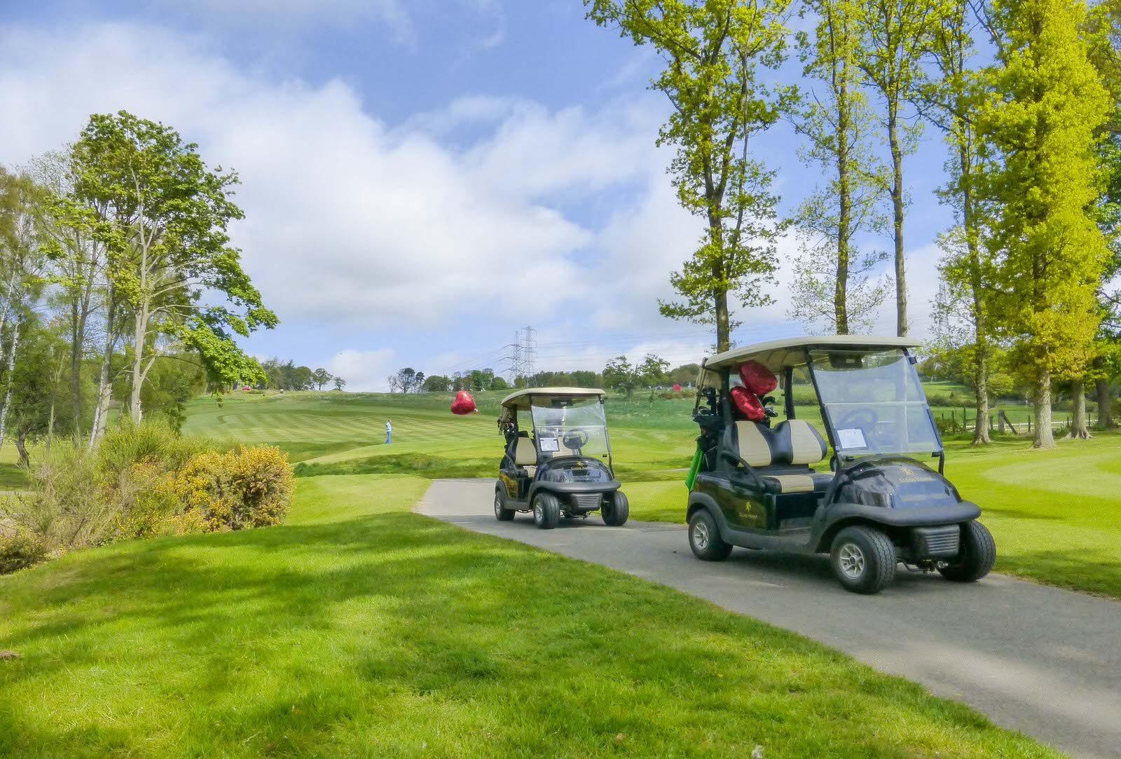 Golf Buggies Newcastle