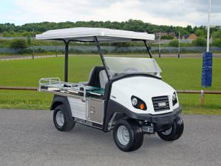 Golf Buggy Ambulance