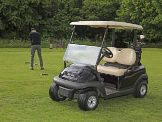 Golf Buggy Lease