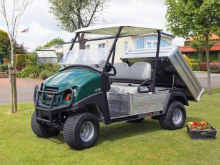Holiday Park Utility Vehicle