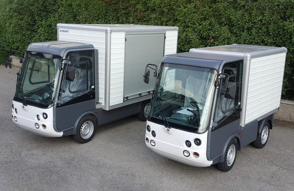 Last Mile Delivery Electric Vehicels