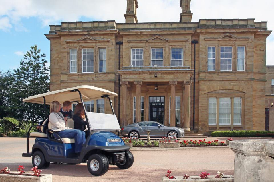 Luxary Golf Buggy Hire