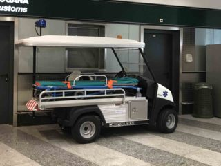 Airport Medical Buggy 2