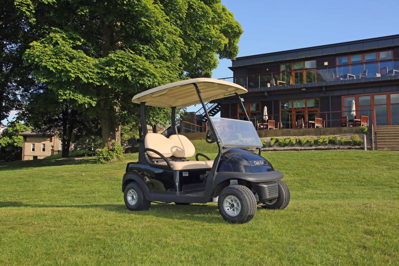 Petrol Golf Buggy