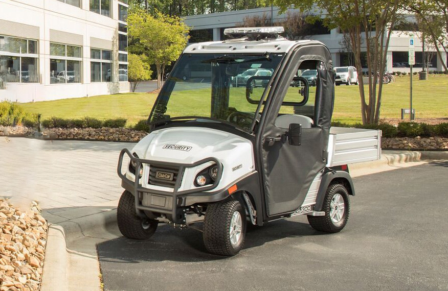 Road Legal Electric Security Vehicle