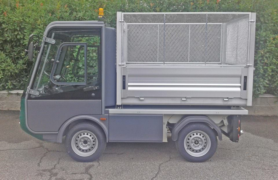 Electric Waste Collection Truck