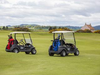 Event Golf Buggy Hire Scotland