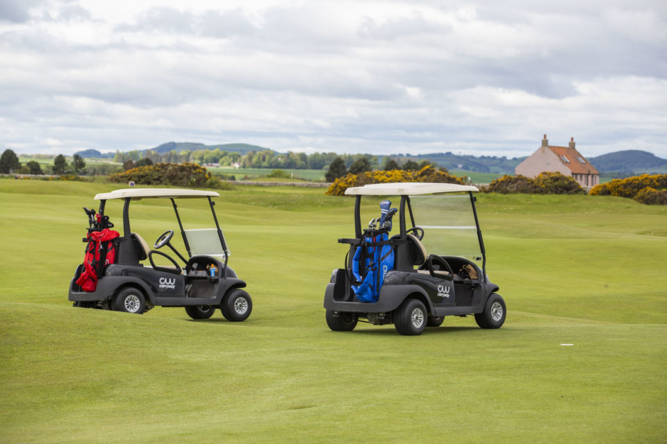 Event Golf Buggy Hire Scotland