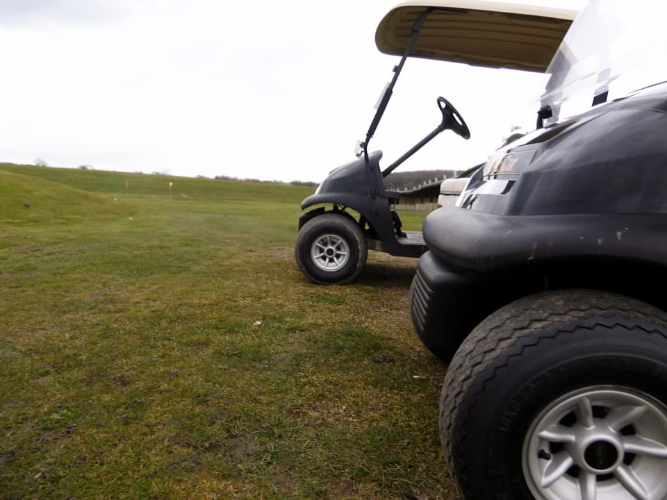 South Yorkshire Golf Carts