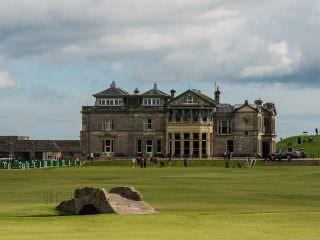 St Andrews Golf Buggies