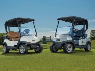 Club Car Tempo Li-Ion buggy for sale